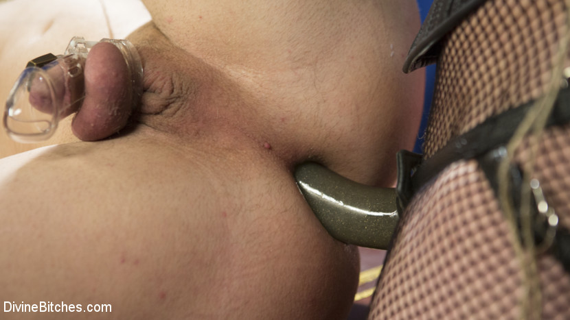 Pegging the Office Slave