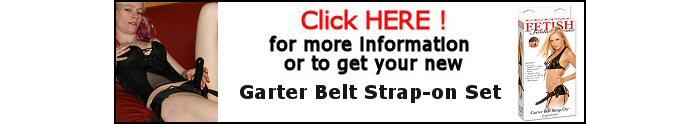Get you Gartner Belt Strapon Kit